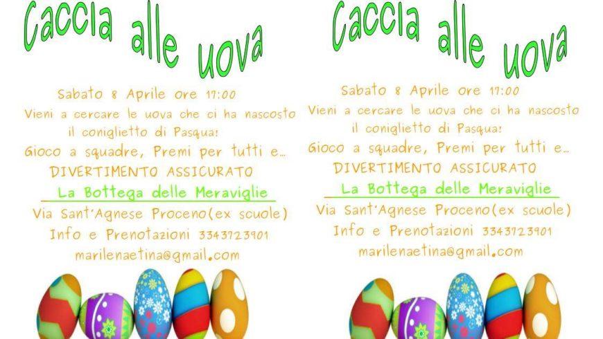 CACCIA ALLE UOVA (Proceno)