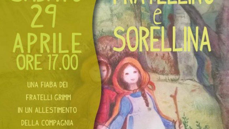 """""""FRATELLINO E SORELLINA"""" AL MAT (Viterbo)"""
