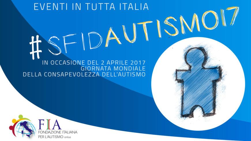 Autismo: il 2 aprile la Tuscia si tinge di blu e fa rete