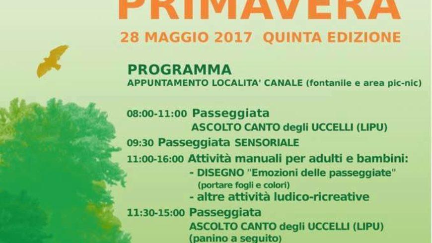 FESTA DI PRIMAVERA (Lago di Vico)