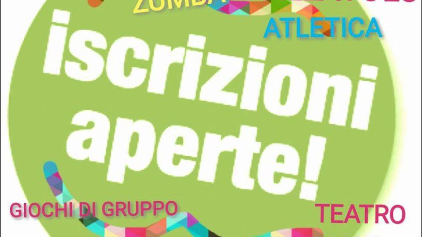 PRESENTAZIONE CAMPI ESTIVI PER CRESCERE INSIEME ASD (Viterbo.