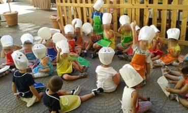 A Vetralla si formano piccoli chef