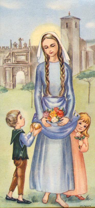 Tre miracoli di Santa Rosa da raccontare ai Bambini