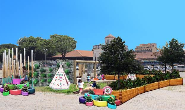 A Roma è stato inaugurato il Giardino Sensoriale
