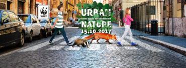 """WWF Italia festeggia """"Urban Nature"""" per farci conoscenza l'ecosistema città e la grande biodiversità che ospita"""
