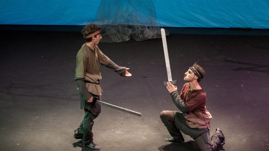 La storia di Re Artù al teatro Lea Padovani