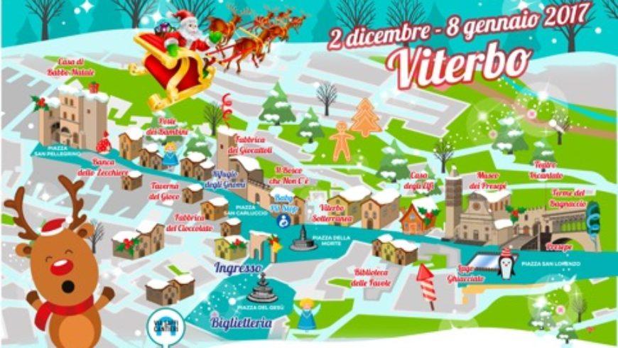 Un Natale da fiaba a Viterbo