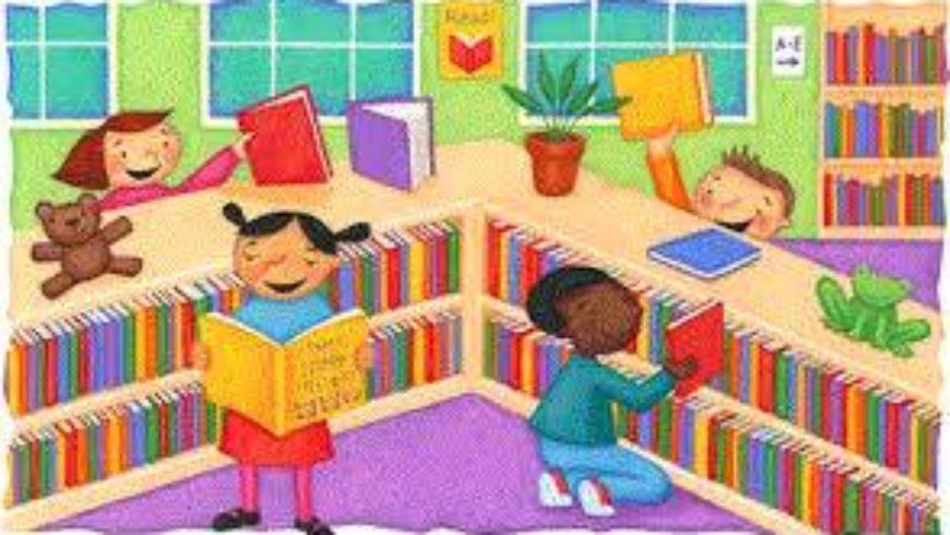 Nuova biblioteca per i bambini della scuola dell'infanzia S. Sisto