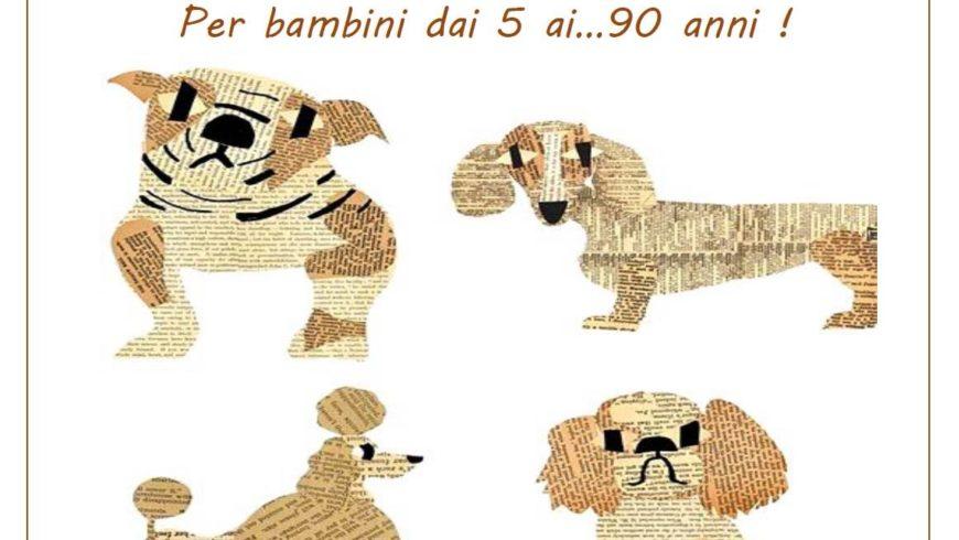 RITRATTI DI CARTA: LABORATORIO AL MUSEO N. DI LUBRIANO (Lubriano)