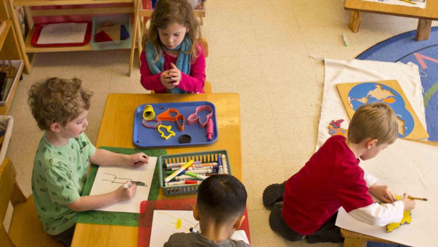 Valore aggiunto e modernità del metodo Montessori: primo incontro a Tarquinia