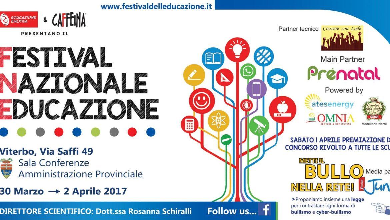 III Festival Nazionale dell'Educazione a Viterbo