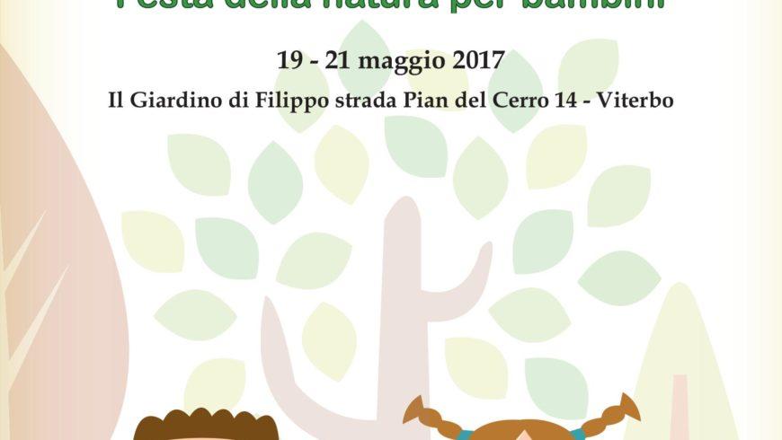 Torna Clorophilla: Festa della Natura per bambini (Viterbo)