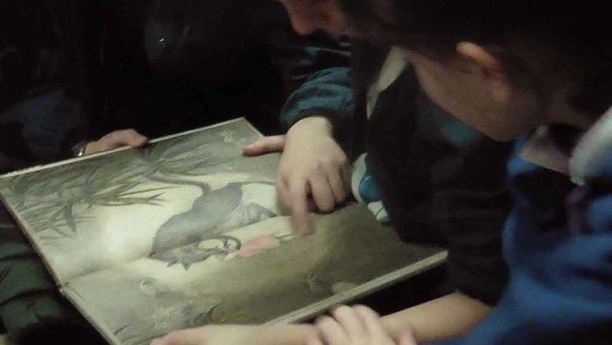LETTURE PER BAMBINI AL MUSEO DELLE ARTI E TRADIZIONI POPOLARI (Canepina)