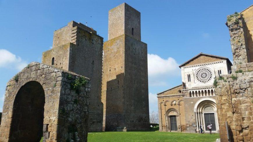 ALLA SCOPERTA DI TUSCANIA: UNO SCRIGNO DA APRIRE (Tuscania)