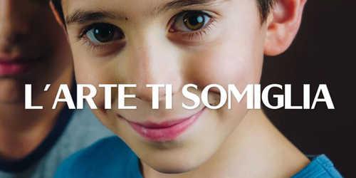 L'Arte ti somiglia: opere d'arte e bambini protagonisti del nuovo spot dei musei italiani