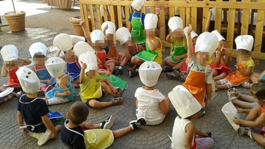A Vetralla si formano piccoli chef