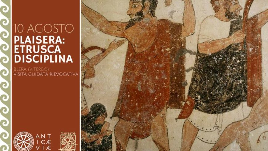 Plaisera: Etrusca Disciplina – visita guidata rievocativa
