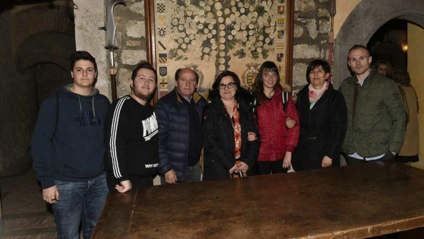 I vagabondaggi dei Civita Writers continuano