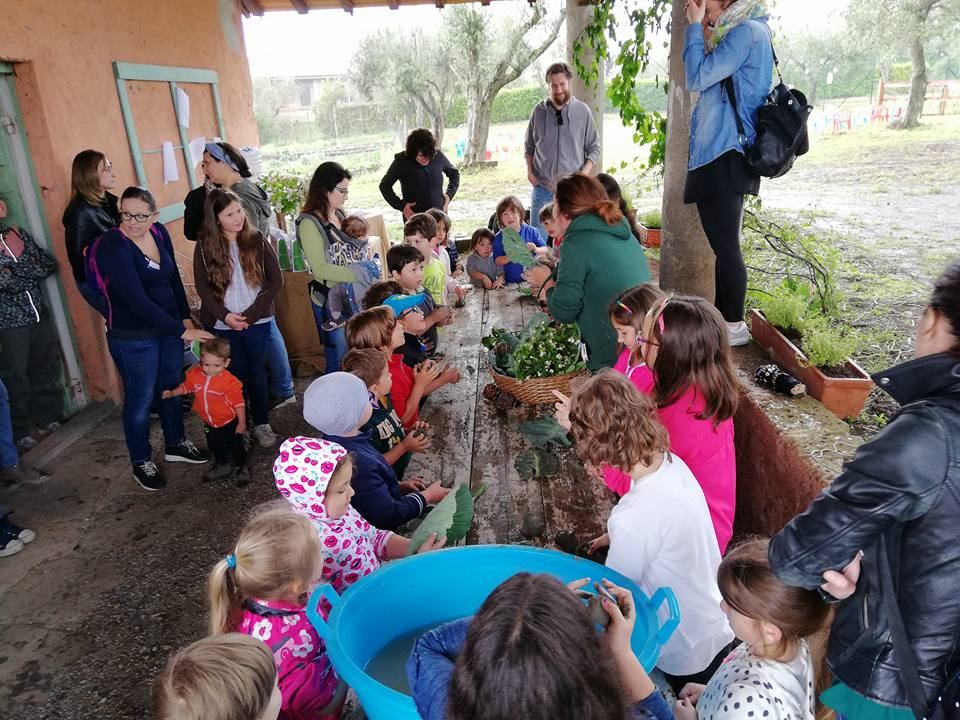 Clorophilla Festa della natura per i bambini: un successo nutriente per grandi e piccoli