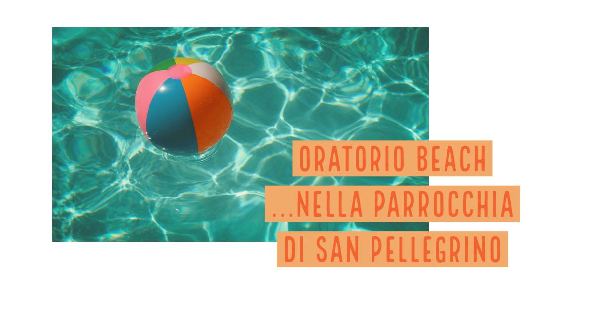 Chiesa di San Pellegrino – parte Oratorio Beach dal 1 agosto
