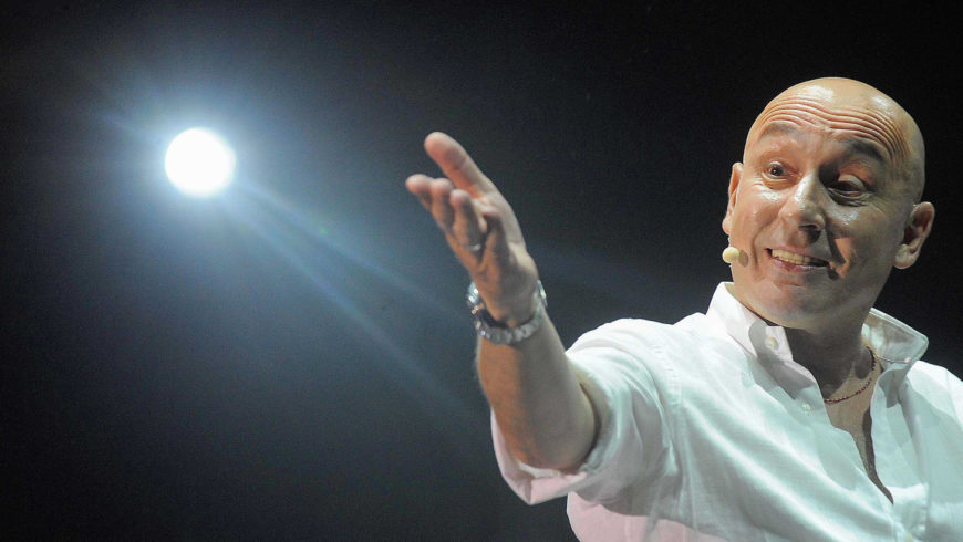 FERENTO: la stagione teatrale si chiude con Maurizio Battista e la solidarietà