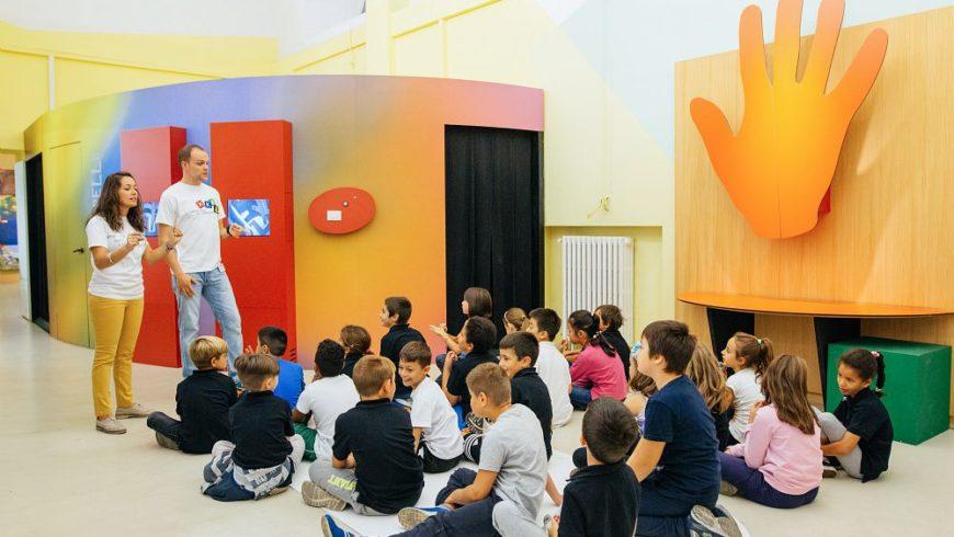 Educazione alimentare per i bambini a Terra Madre Salone del Gusto 2018