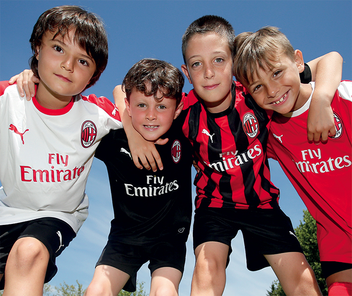 Il Milan Academy Junior Camp
