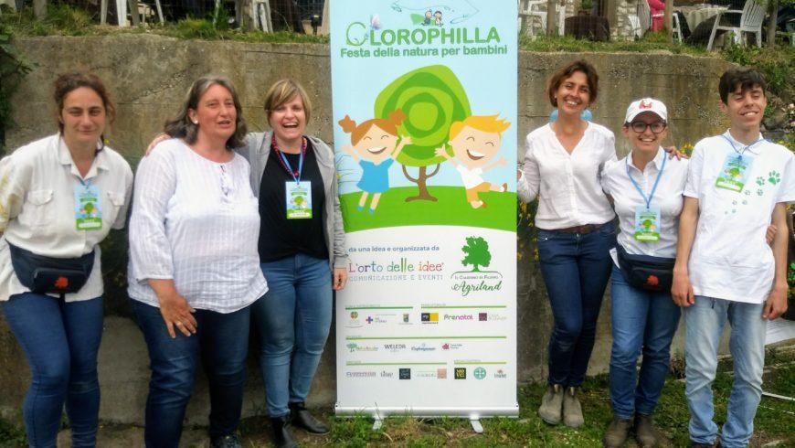 A Clorophilla i bambini hanno sperimentato due giorni intensi di creatività ed attività in natura