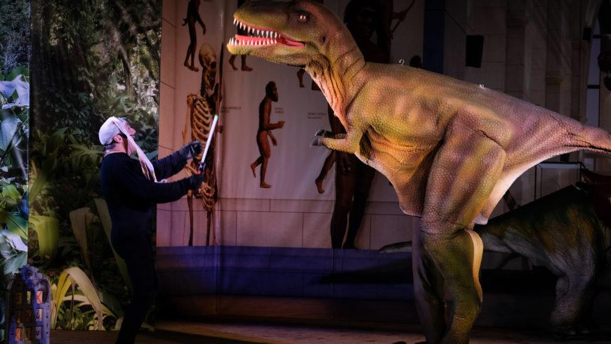 Dinosaur Show torna al Teatro Caffeina – Viterbo