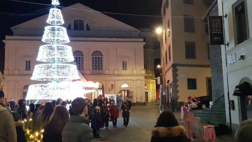 "A Viterbo c'è il ""Christmas Dream"""