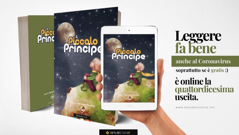 """""""Il piccolo principe"""", gratis in versione digitale"""
